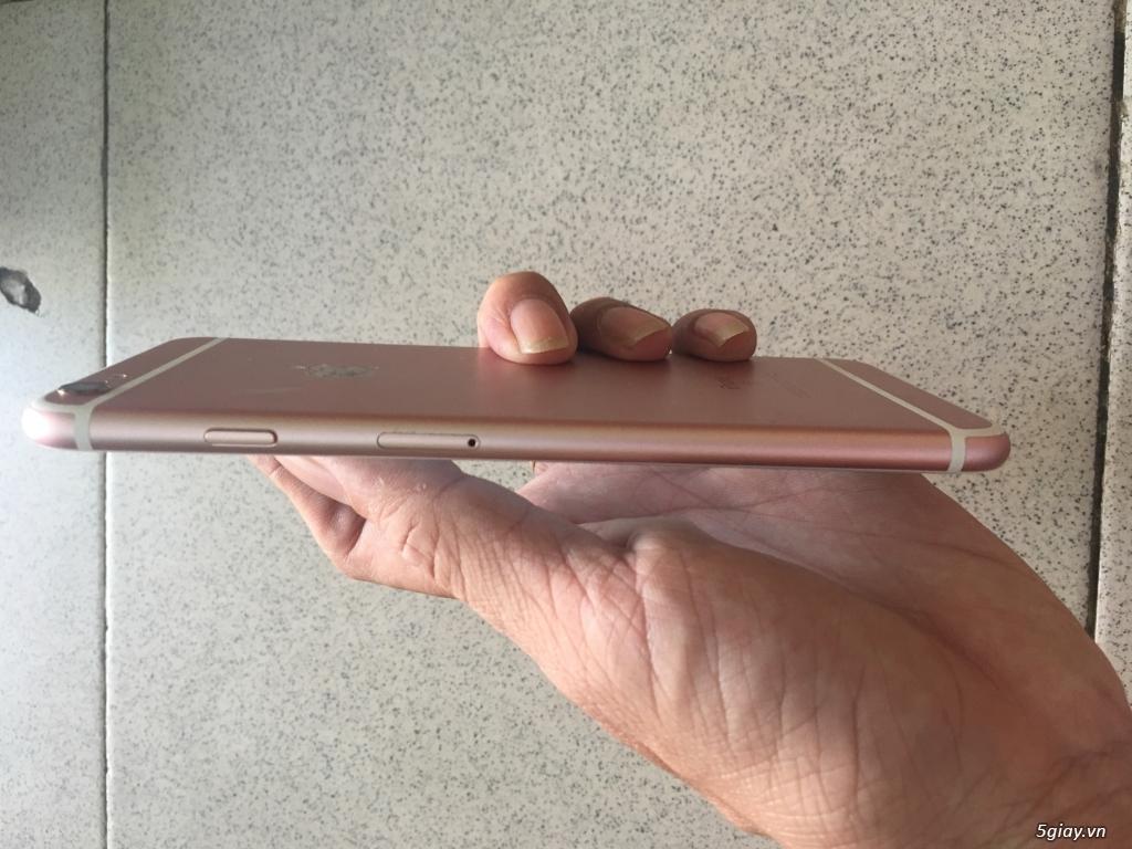thanh lý iphone 6s plus 16g Rose Gold Lock T-mobi New 99% nguyên zin - 4