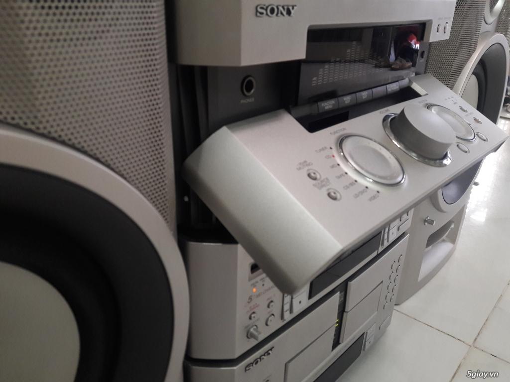 Dàn âm thanh cao cấp SONY MD919 made in Japan . 0908342298 zalo nhé