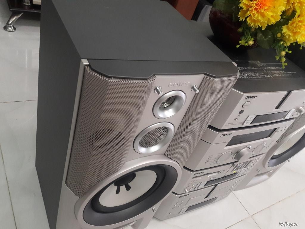Dàn âm thanh cao cấp SONY MD919 made in Japan . 0908342298 zalo nhé - 6