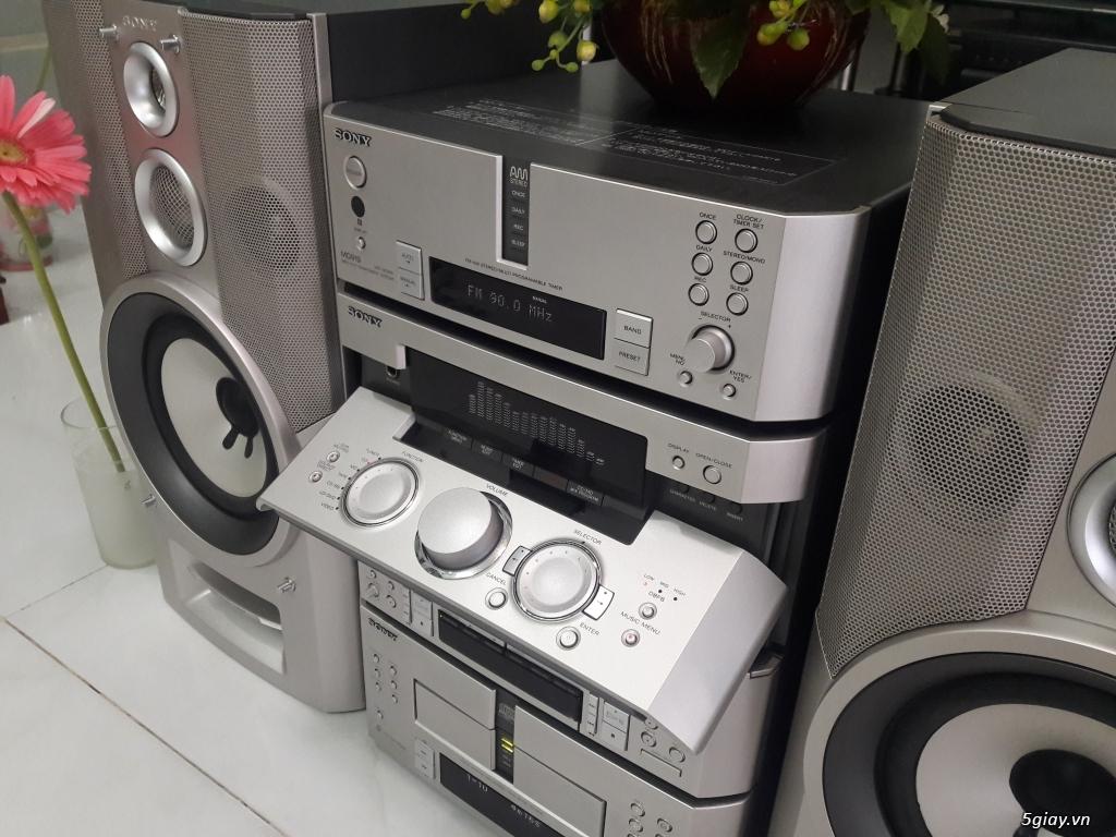 Dàn âm thanh cao cấp SONY MD919 made in Japan . 0908342298 zalo nhé - 7