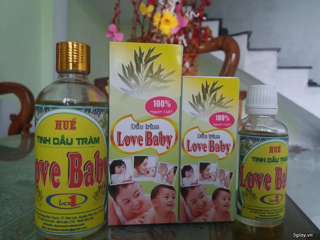 Dầu tràm Love Baby - 1