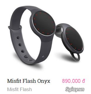 Misfit Flash full box chưa sử dụng, bán rẻ 50%