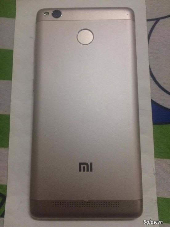 Cần Bán Xiaomi redmi 3 pro 99% new