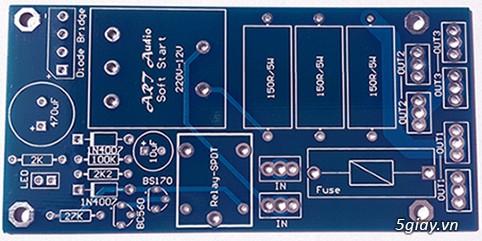 Linh kiện điện tử, PCB và DIY kit cho High-end Audio . ART Audio - 29