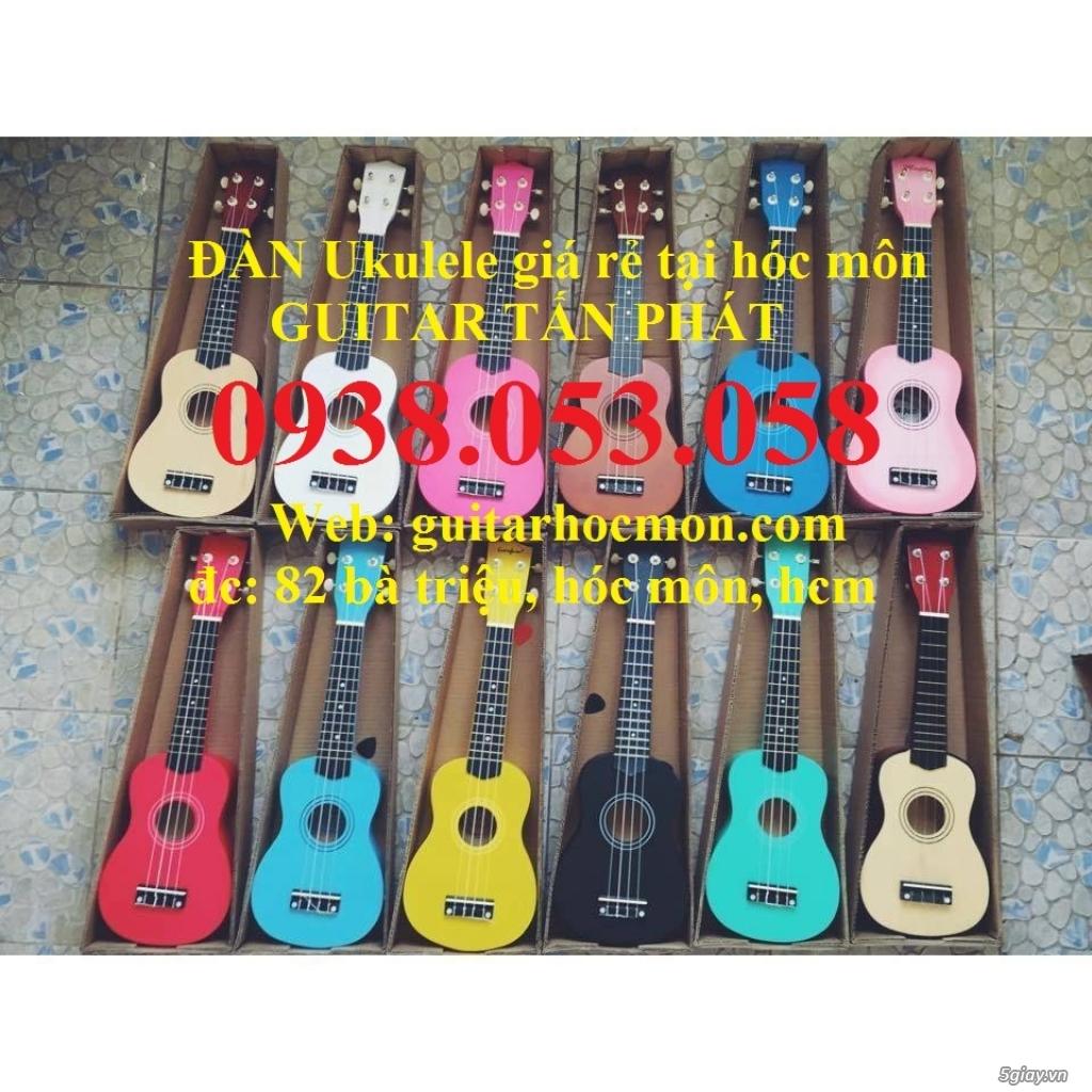 Bán đàn ukulele giá rẻ Hóc Môn  - ship COD toàn quốc - 4