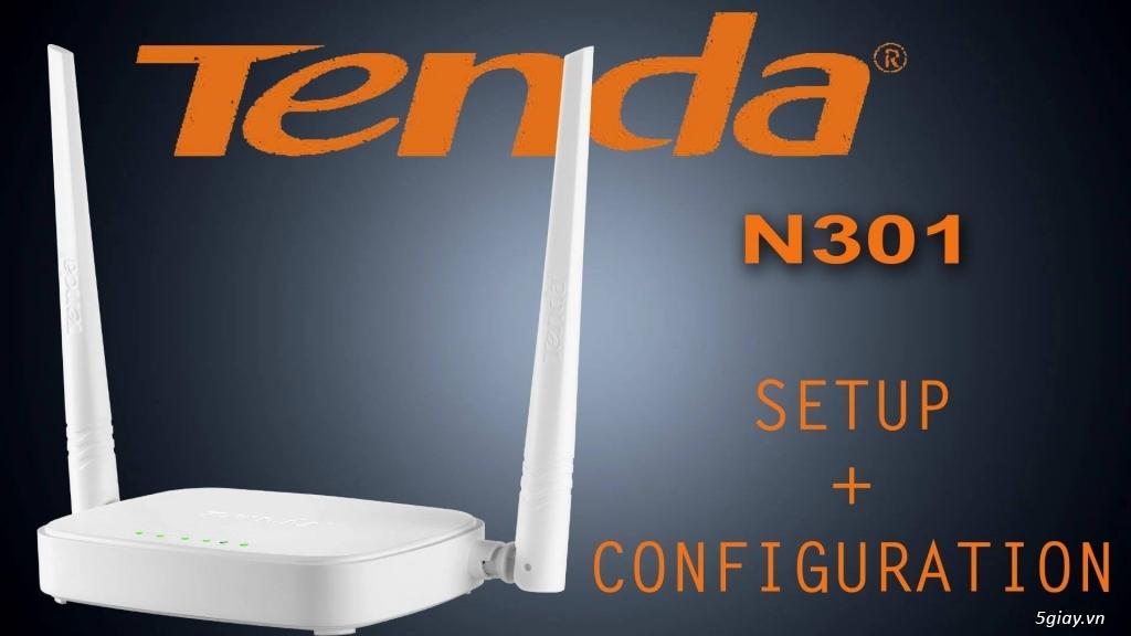 Thiết bị mạng giá rẻ TENDA, TP Link, DLINK,.. - 2