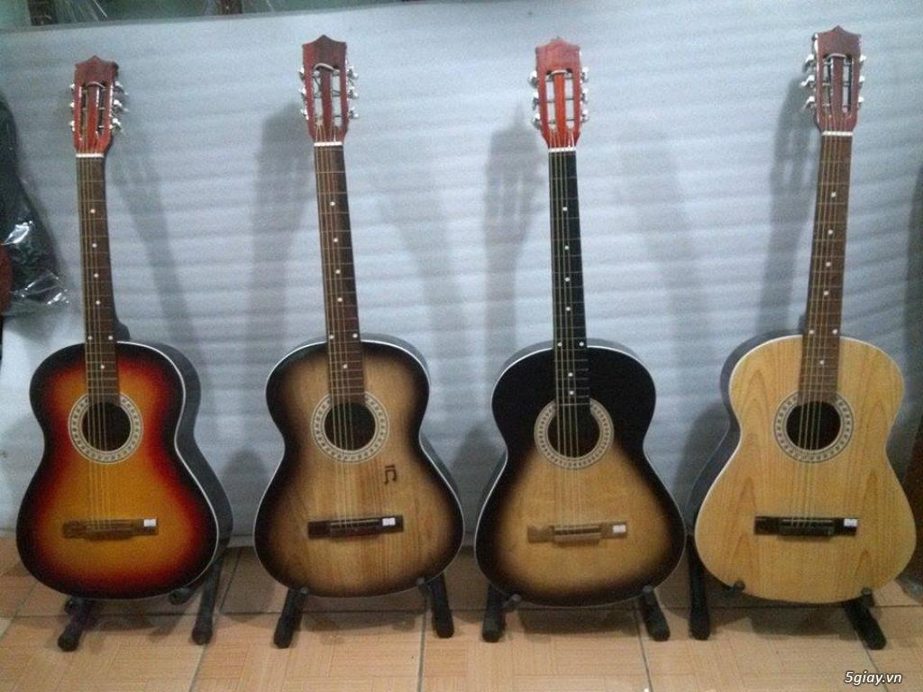 Bán Guitar Gía Rẻ Hóc Môn - 9