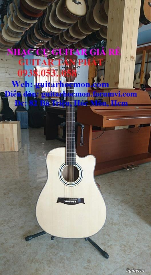 Bán Guitar Gía Rẻ Hóc Môn - 30