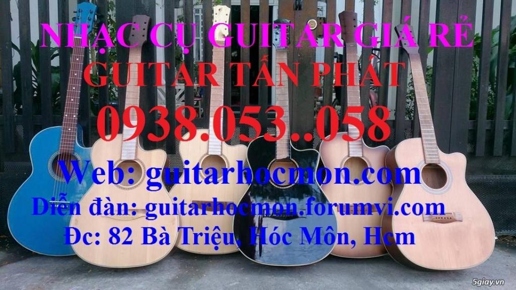 Bán Guitar Gía Rẻ Hóc Môn - 22