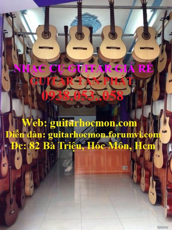 Bán Guitar Gía Rẻ Hóc Môn - 23