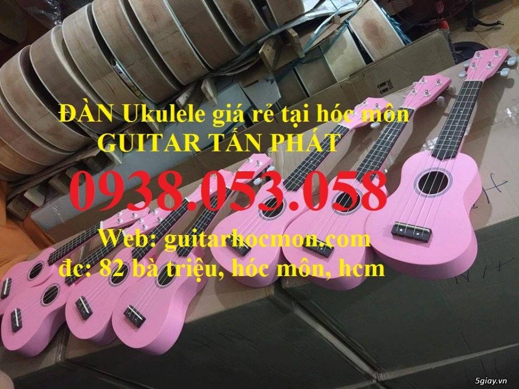 Bán đàn ukulele giá rẻ Hóc Môn  - ship COD toàn quốc - 3