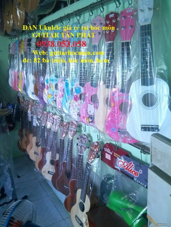 Bán đàn ukulele giá rẻ Hóc Môn  - ship COD toàn quốc - 8