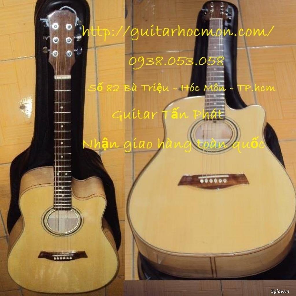 Bán Guitar Gía Rẻ Hóc Môn - 4