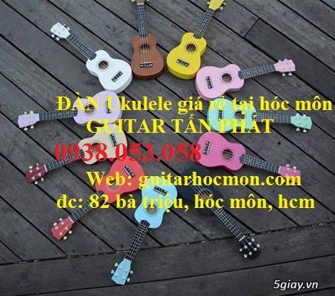 Bán đàn ukulele giá rẻ Hóc Môn  - ship COD toàn quốc - 5