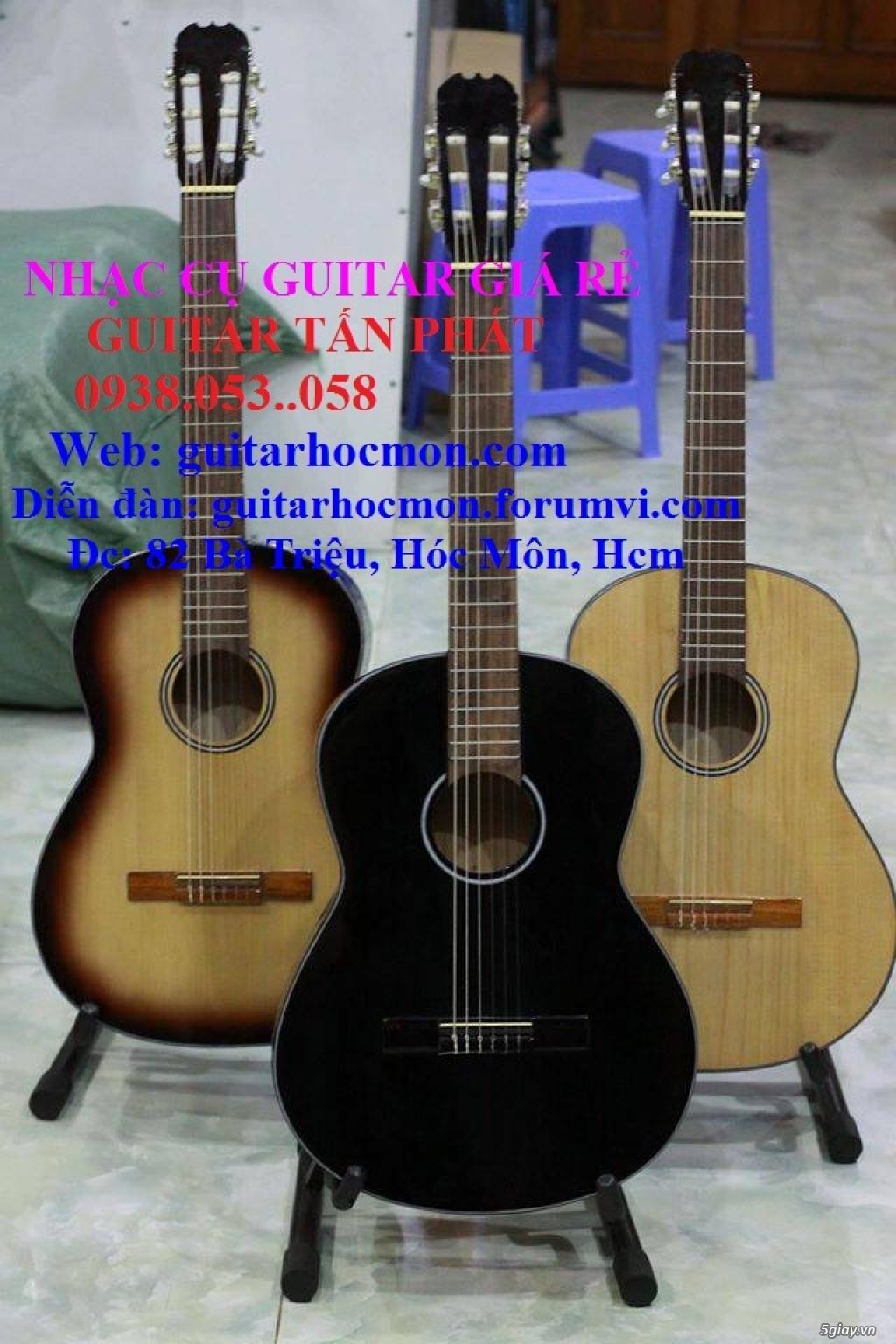 Bán Guitar Gía Rẻ Hóc Môn - 48