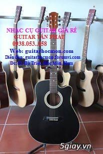 Bán Guitar Gía Rẻ Hóc Môn - 10