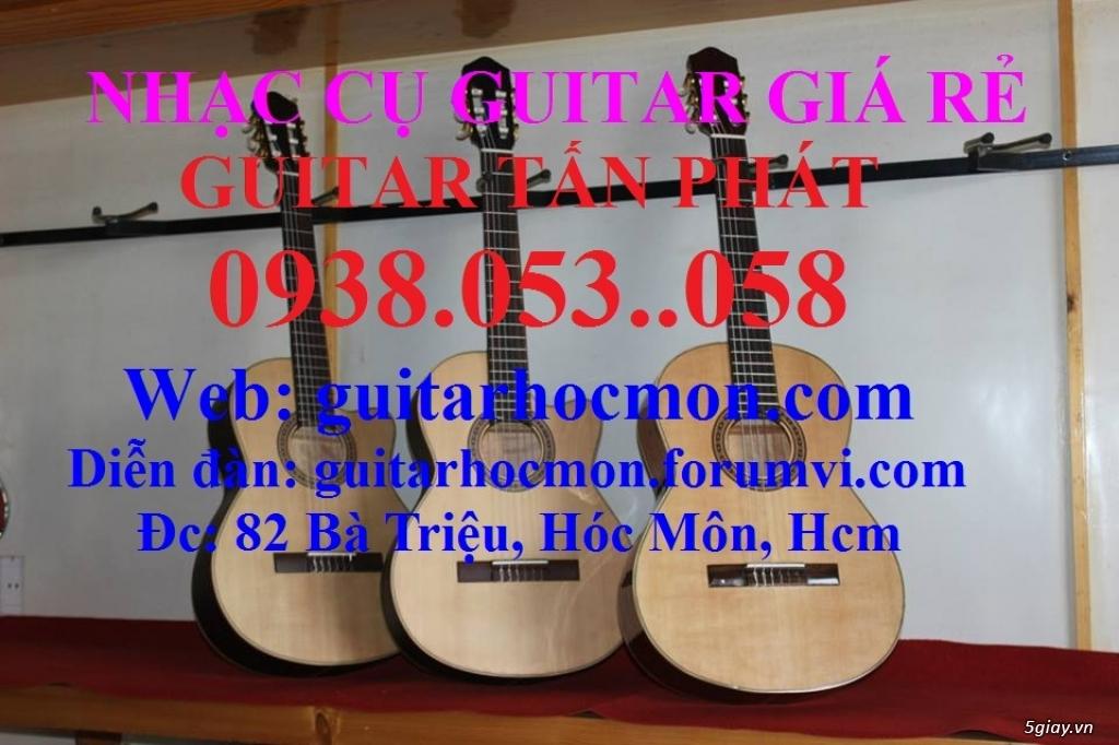Bán Guitar Gía Rẻ Hóc Môn - 42