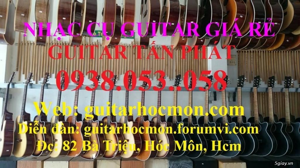 Bán Guitar Gía Rẻ Hóc Môn - 12