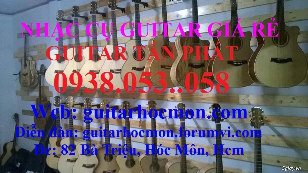 Bán Guitar Gía Rẻ Hóc Môn - 26