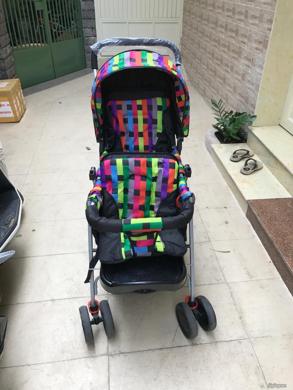 xe đẩy đôi cho bé 3 tháng đến 3 tuổi - 1