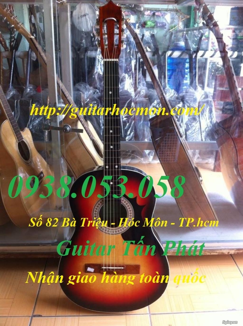 Bán Guitar Gía Rẻ Hóc Môn - 38