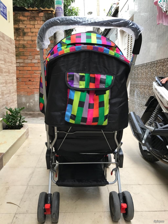 xe đẩy đôi cho bé 3 tháng đến 3 tuổi - 4