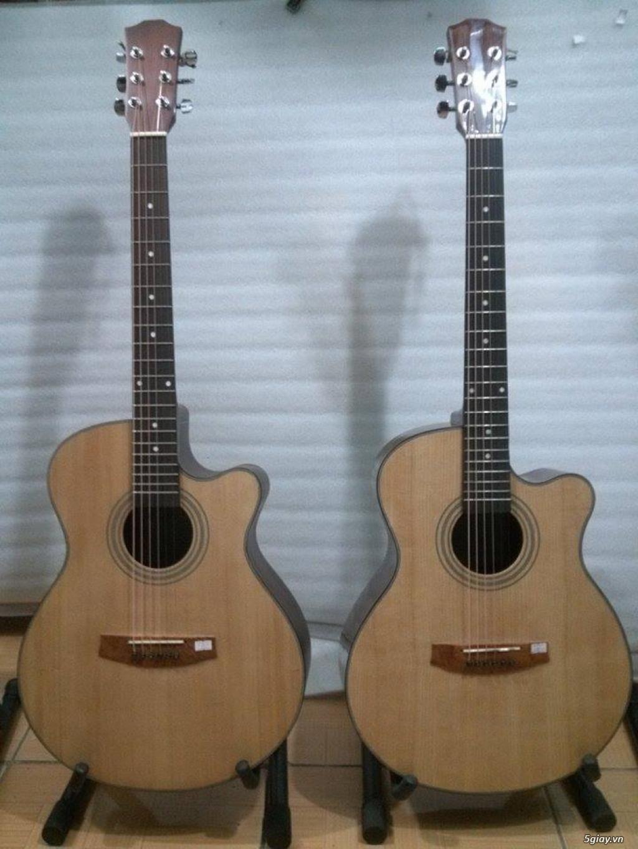 Bán Guitar Gía Rẻ Hóc Môn - 8