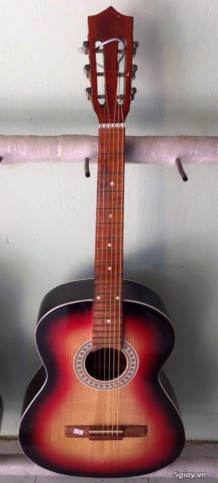 Bán Guitar Gía Rẻ Hóc Môn - 7