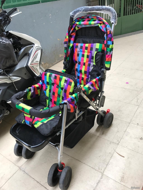 xe đẩy đôi cho bé 3 tháng đến 3 tuổi - 2