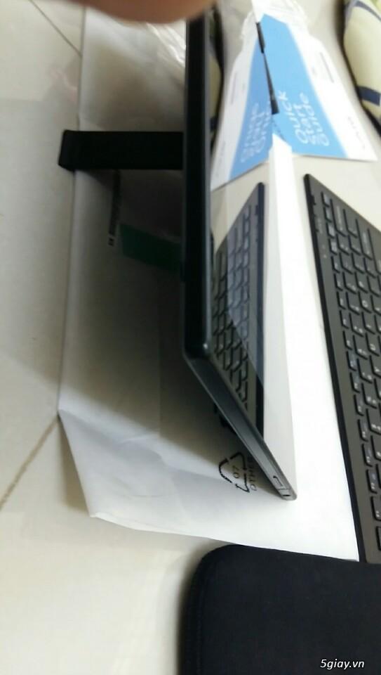LAPTOP - HàngHiếm-Sony Vaio TAP 11 Tablet Touch 2014 Siêu Nhẹ780gam,ThếHệ4,Core Likenew 99%- Giá Tốt - 38