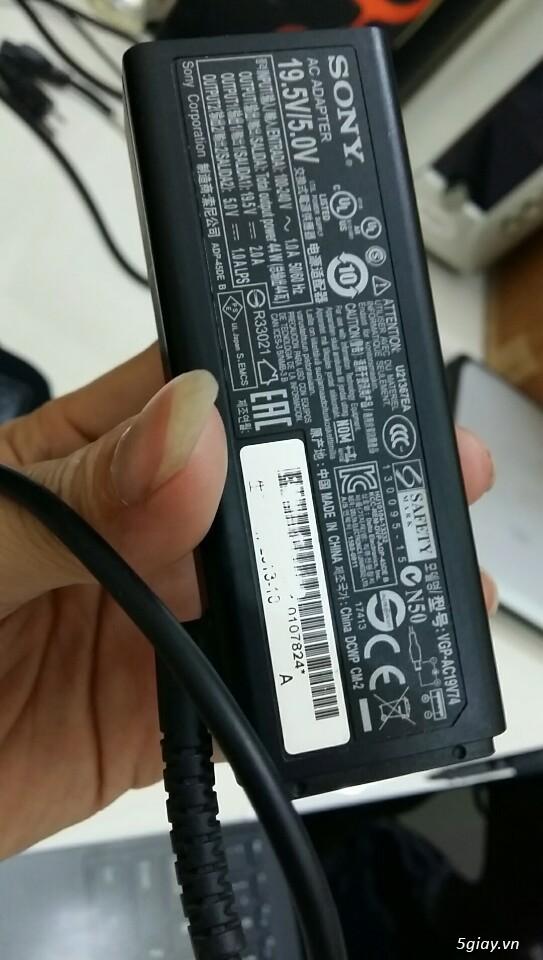 LAPTOP - HàngHiếm-Sony Vaio TAP 11 Tablet Touch 2014 Siêu Nhẹ780gam,ThếHệ4,Core Likenew 99%- Giá Tốt - 46