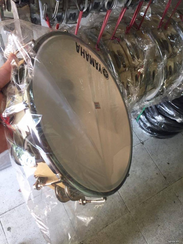 Trống gõ bo chơi nhạc chế, trống lục lạc, trống lắc tay HÓC MÔN - 36