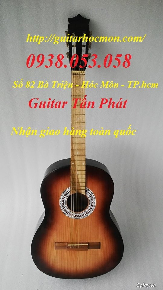 Bán Đàn Guitar, Đàn Tranh, giá rẻ tại cửa hàng nhạc cụ mới HÓC MÔN