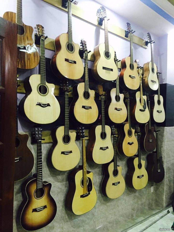 Nhận gắn EQ, Pickup, Equalizer, đàn guitar thùng giá rẻ HÓC MÔN - 24