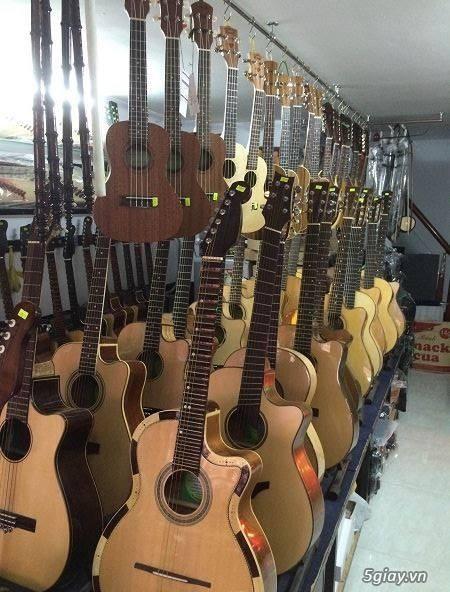 Nhận gắn EQ, Pickup, Equalizer, đàn guitar thùng giá rẻ HÓC MÔN - 21
