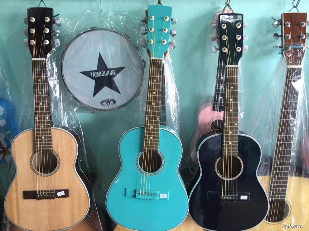 Bán Đàn Guitar, Đàn Tranh, giá rẻ tại cửa hàng nhạc cụ mới HÓC MÔN - 17