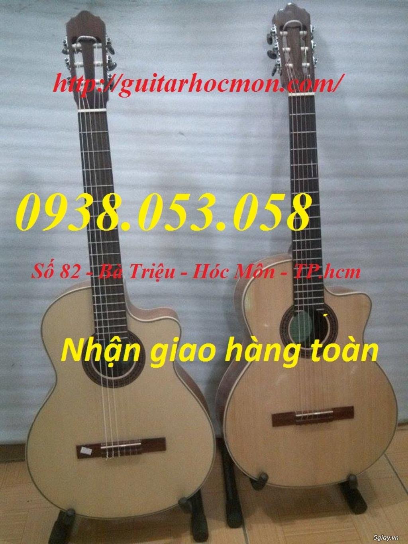 Nhận gắn EQ, Pickup, Equalizer, đàn guitar thùng giá rẻ HÓC MÔN - 17