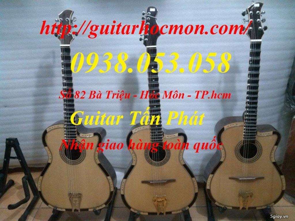 Nhận gắn EQ, Pickup, Equalizer, đàn guitar thùng giá rẻ HÓC MÔN - 16