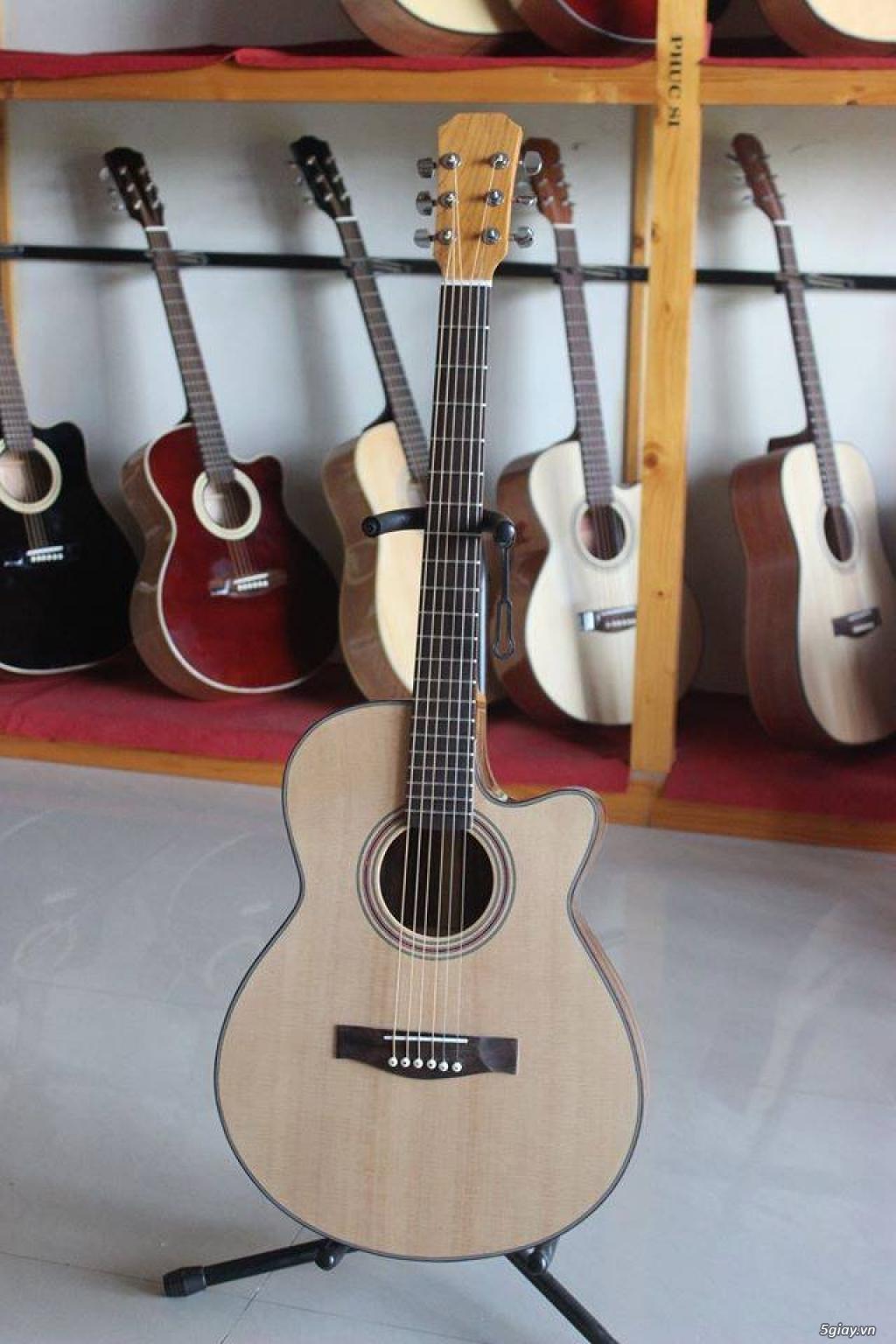 Bán Đàn Guitar, Đàn Tranh, giá rẻ tại cửa hàng nhạc cụ mới HÓC MÔN - 4