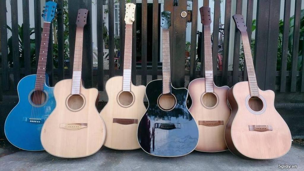 Nhận gắn EQ, Pickup, Equalizer, đàn guitar thùng giá rẻ HÓC MÔN - 15