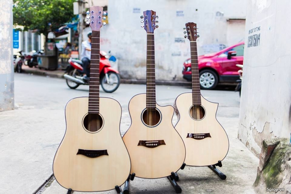 Bán Đàn Guitar, Đàn Tranh, giá rẻ tại cửa hàng nhạc cụ mới HÓC MÔN - 16