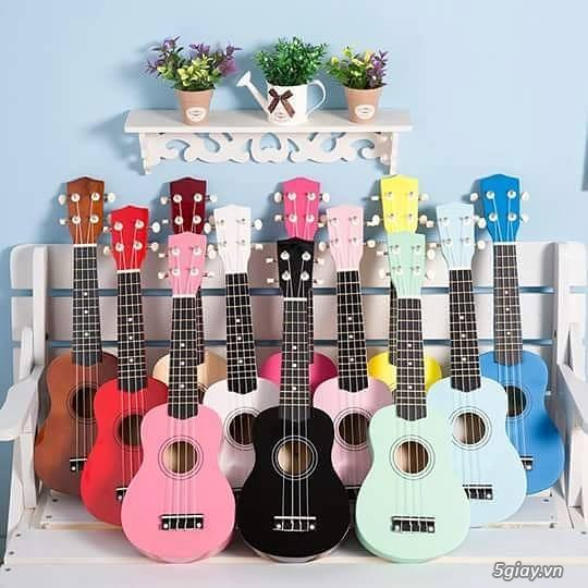 Bán đàn ukulele giá siêu rẻ toàn quốc - 1