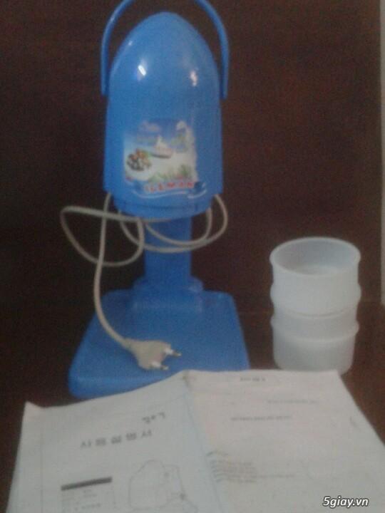 Máy xay Đá bào kem tuyết full box mua về ko dùng dem giao lưu - 1