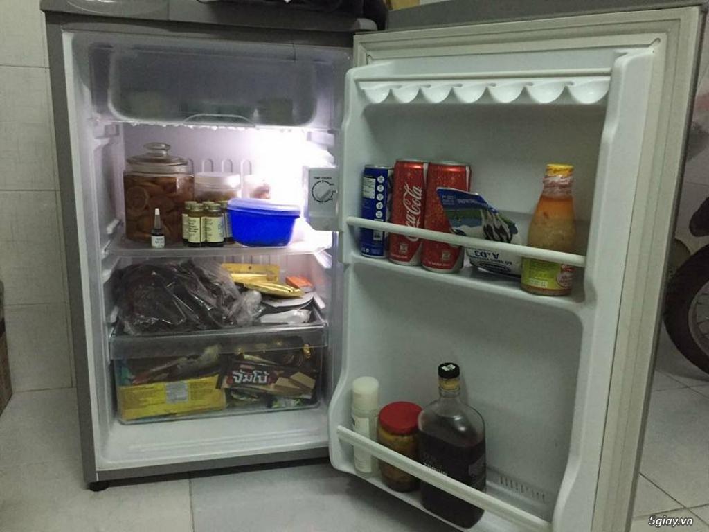 Cần thanh lý Tủ lạnh còn bh + quạt + nồi cơm giá 3tr2 - 3