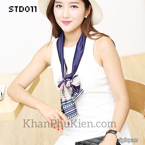 KhanPhuKien.com - Khăn Quàng Cổ / Khăn Choàng Cổ Thời Trang Nữ Đẹp - 24