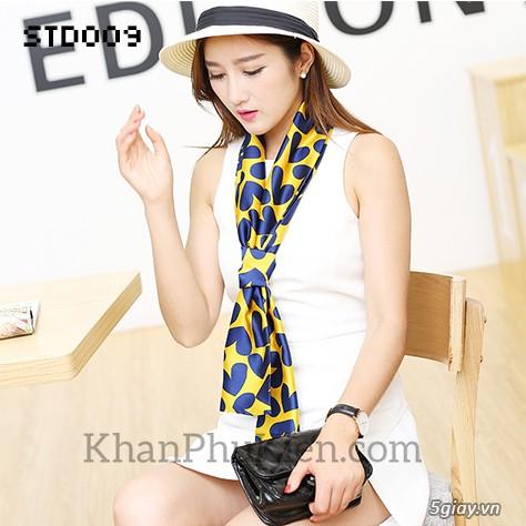 KhanPhuKien.com - Khăn Quàng Cổ / Khăn Choàng Cổ Thời Trang Nữ Đẹp - 20