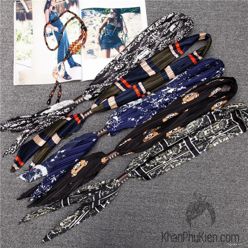 KhanPhuKien.com - Khăn Quàng Cổ / Khăn Choàng Cổ Thời Trang Nữ Đẹp - 34