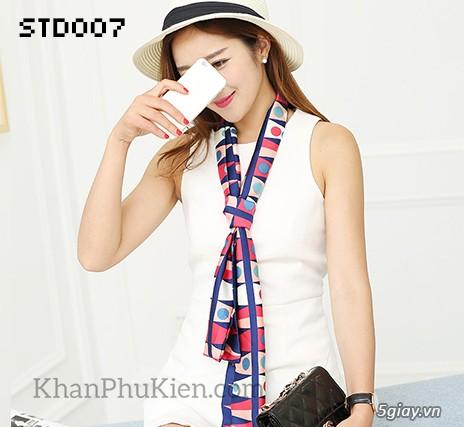KhanPhuKien.com - Khăn Quàng Cổ / Khăn Choàng Cổ Thời Trang Nữ Đẹp - 19