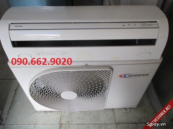Máy lạnh Toshiba nội địa . Giá rẻ. Bao hàng 24 tháng - 26