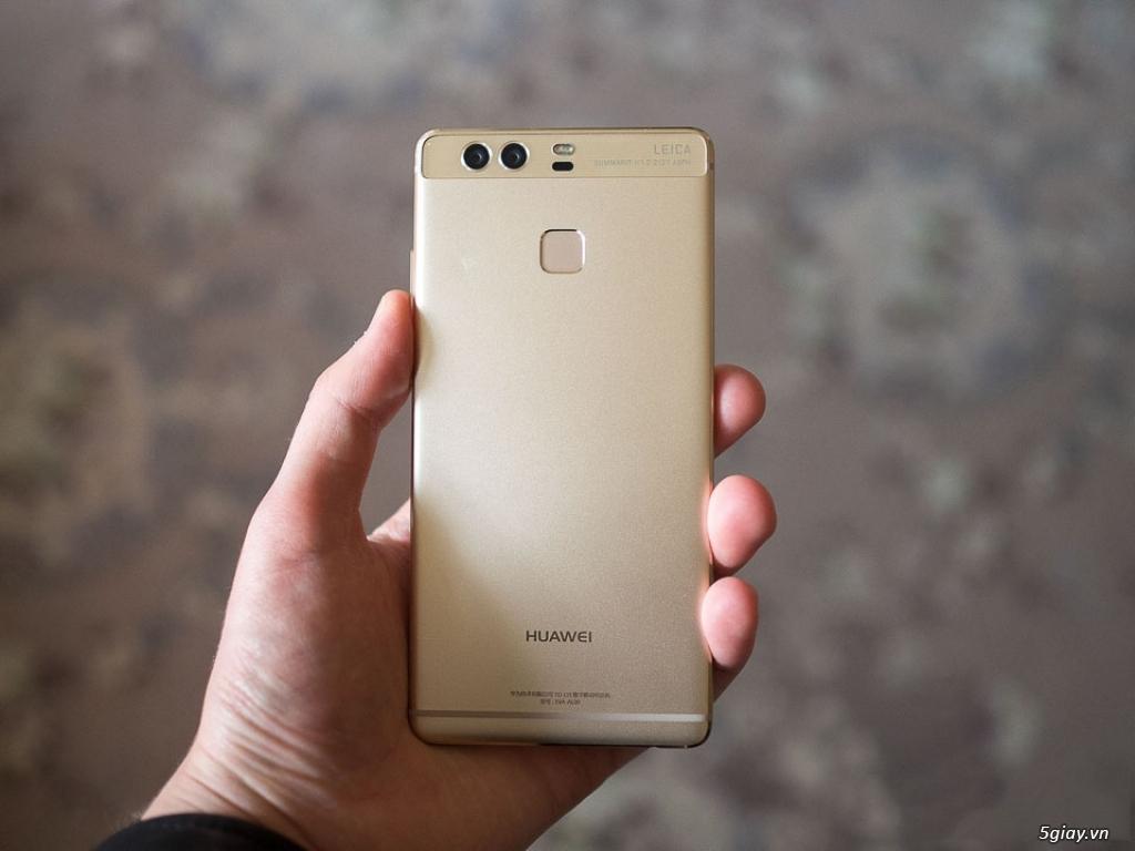 Cần bán Huawei P9 Gold chính hãng, zin mới 99%, bảo hành 18 tháng - 1